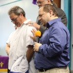 La Capilla Hosts Luncheon with Religious Leaders for Carlos Alberto Torres
