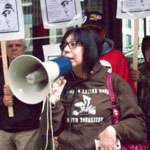 Solidarity with Carlos Montes