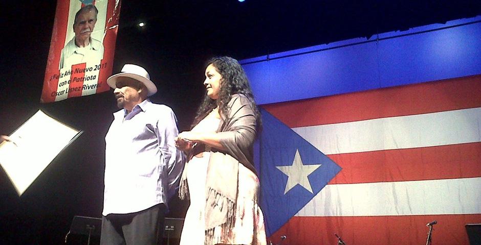 Oscar López presente en Nueva York
