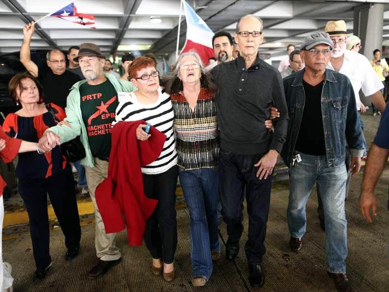 Avelino Gonzalez Claudio Returns To Puerto Rico