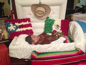 Irma Romero RIP (slideshow)
