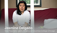 Day 24: 32 Days for 32 Years Prisoner Jasmine Delgado