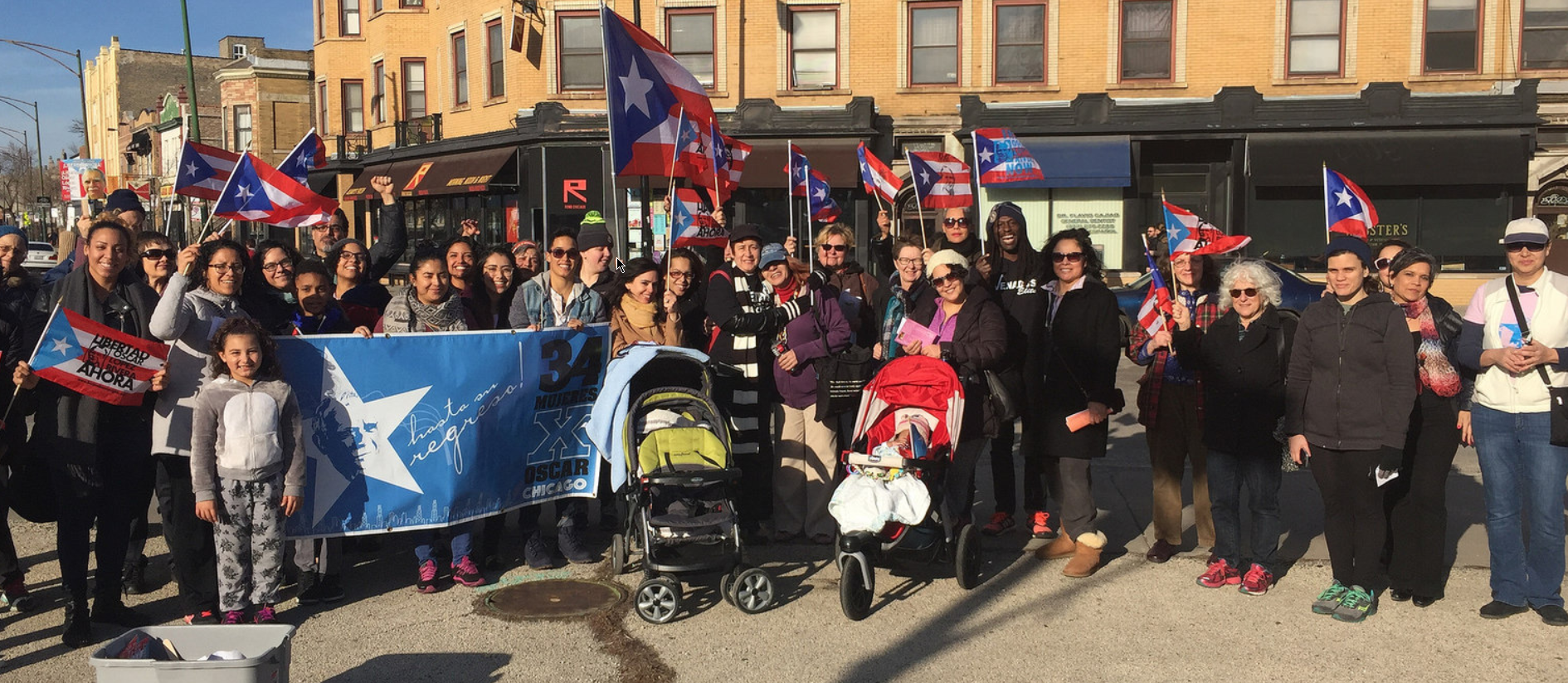 34 Women in Logan Square: April 30