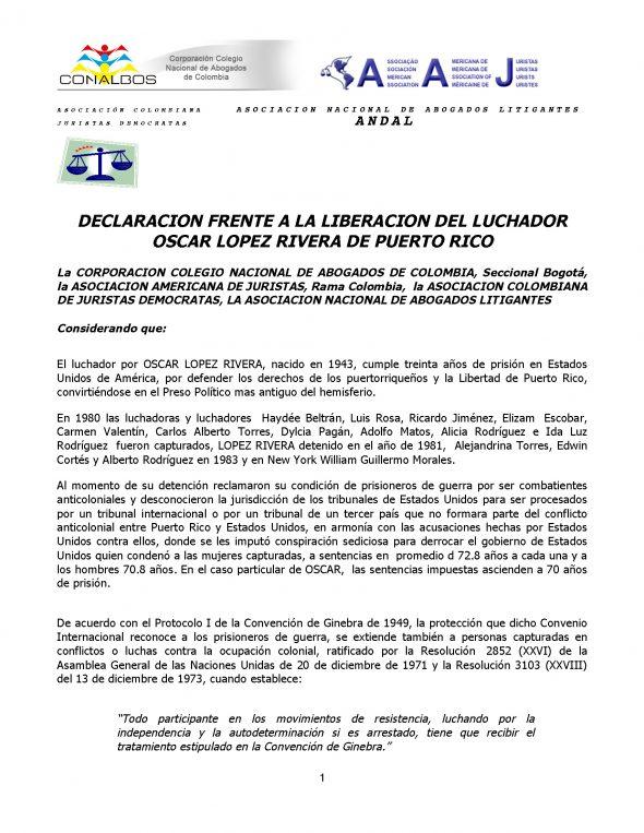 COLOMBIA Declaracion Oscar Lopez Rivera_Page_1