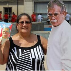 Piden la liberación de Oscar López en Convención Demócrata