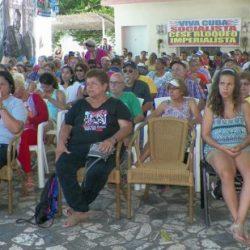 Cubanos y puertorriqueños unen sus voces por la libertad de Oscar López Rivera