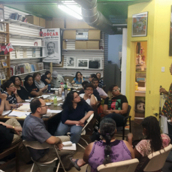 Ex-Black Liberation Army Political Prisoner Sekou Kambui and Red Flame for Freedom Collective Share Experience with Puerto Rican Cultural Center
