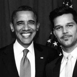 Ricky Martin, Obama y Oscar: cultura de paz