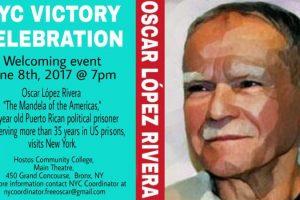 JUNE 8, 2017 – NYC VICTORY CELEBRATION