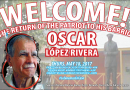 MAY 18, 2017 – OSCAR LOPEZ RETURNS TO CHICAGO