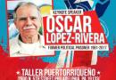 SEPTEMBER 18, 2017 – OSCAR LOPEZ IN PHILLY!