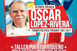 SEPTEMBER 18, 2017 – OSCAR LOPEZ IN PHILLY!