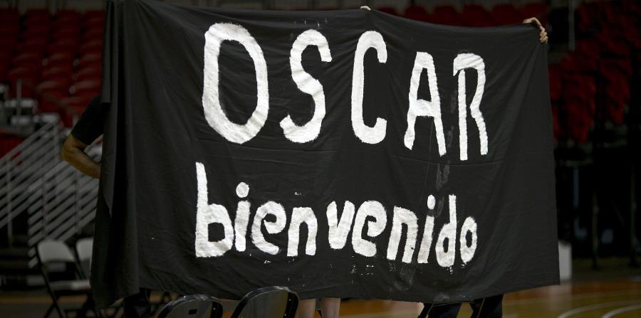 Anuncian el primer evento público de Oscar López Rivera