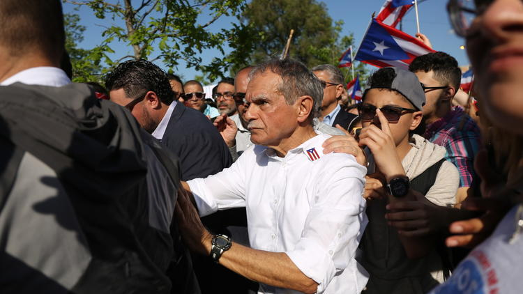 After three decades behind bars, Puerto Rican nationalist returns to Humboldt Park