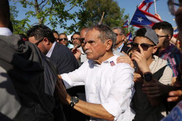 Oscar López dice que el homenaje debe ser a los pioneros de la diáspora