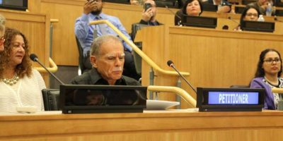 Lopez Rivera Denounces Impact of Colonialism on Puerto Rico at UN