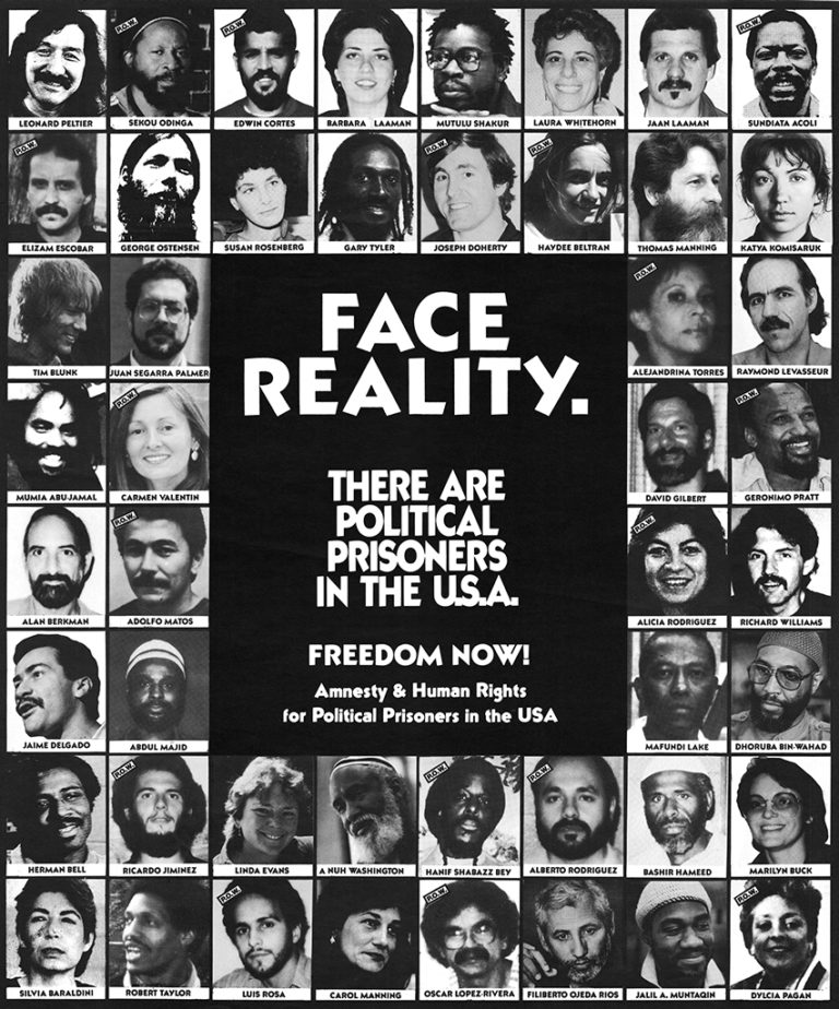 International Tribunal on Violations of Human Rights of Political/POW Prisoners in the US (1990)