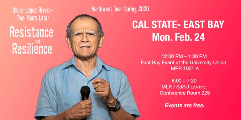 Cal State – East Bay