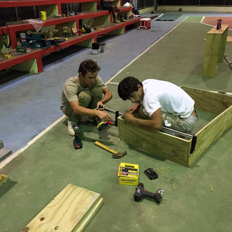 Community Work in Loiza
