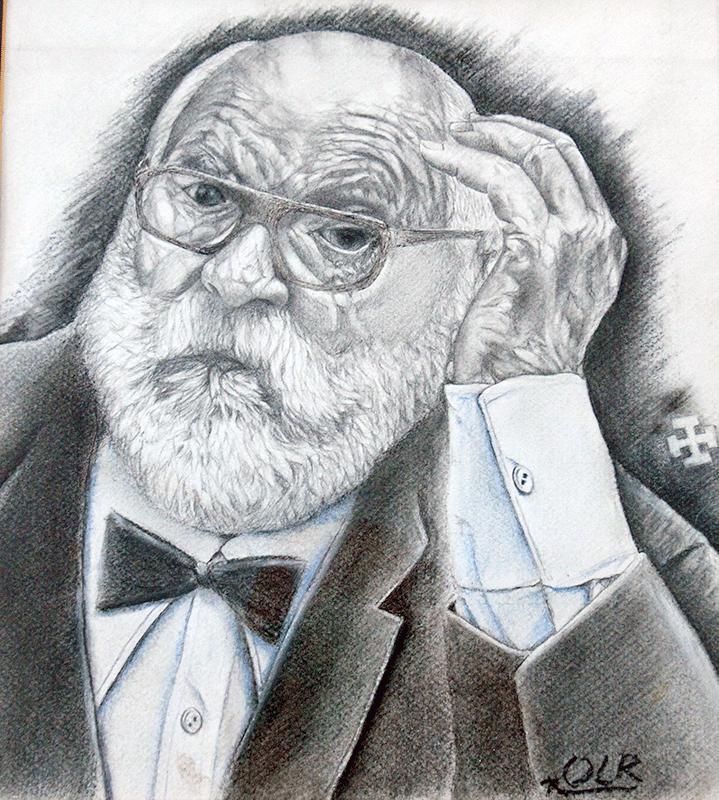 Francisco Matos-Paoli (Black and White)