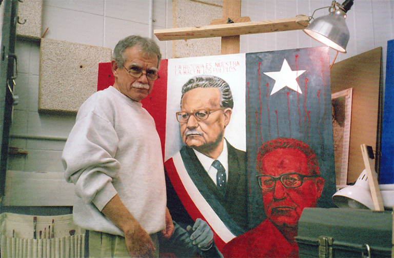 Allende Lives