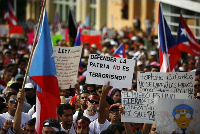 Puerto Rico in Crisis: Government Workers Battle Neoliberal Reform