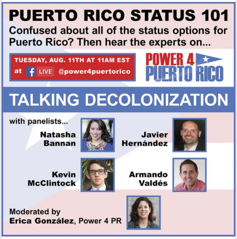 Puerto Rico Status 101
