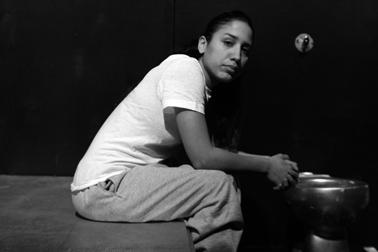 Cindy Maldonado as prisoner #10035